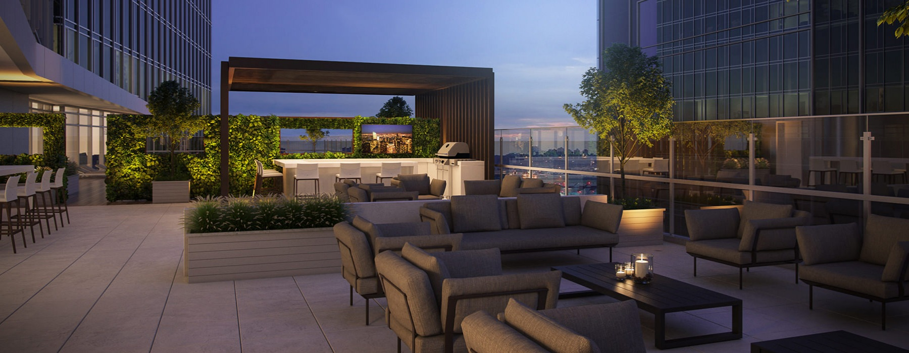 skydeck residents lounge